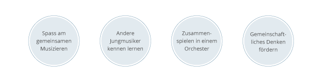 4 Aspekte des Jugendorchesters